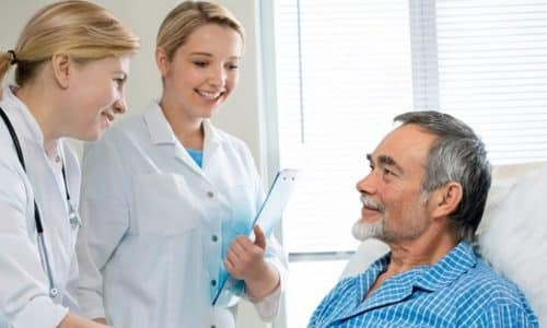 При остром воспалении поджелудочной железы больной обязательно должен быть госпитализирован