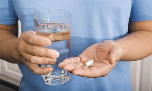 Желательно принимать препарат за 10-15 минут до еды