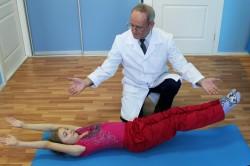 Лечебная физкультура при межпозвоночной грыже