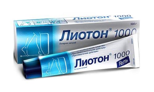Лиотон содержит масла лаванды и нероли, метил- и пропилпарагидроксибензоат, очищенную воду, этанол, триэтаноламин, карбомер 940