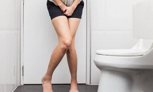Жжение во время мочеиспускания - это симптом заболеваний мочеполовых органов