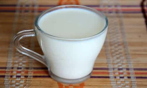 Чтобы улучшить вкусовые качества блюда, воду можно заменить молоком