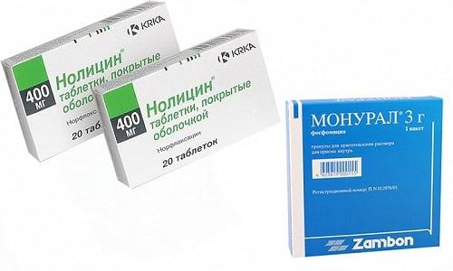 Нолицин и Монурал являются антибактериальными препаратами, применяемыми для лечения инфекционно-воспалительных процессов бактериальной природы