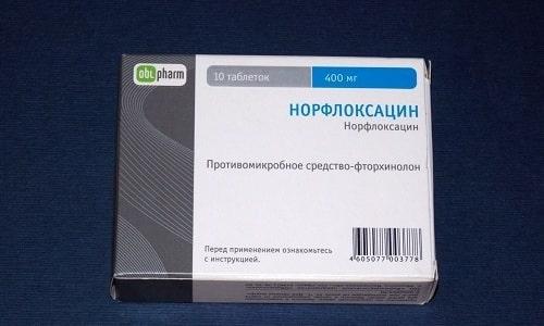 Норфлоксацин может вызвать тошноту, позывы к рвоте, горечь в ротовой полости, диарею