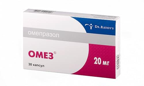 Длительность лечения Омезом при гастрите составляет 10-14 дней, препарат помогает устранить характерные симптомы раздраженного желудка