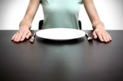 Отказ от еды перед спинальной анестезией