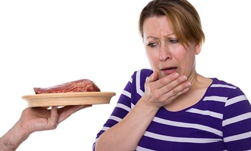 Нередко пациенты, страдающие болезнями поджелудочной железы (включая панкреатит), не могут правильно оценить вкус отлично приготовленных блюд из-за беспокоящих их тошноты и рвоты, связанными с приемом пищи