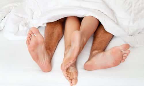Главный путь инфицирования шеечным циститом - половой