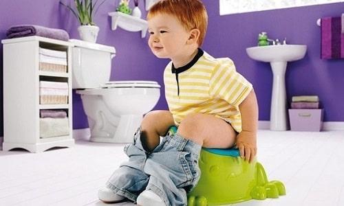 При длительном употреблении Панкреатита у детей появляется запор