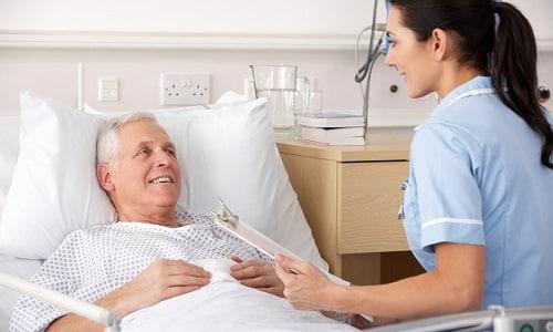 После госпитализации больному, поступившему с острым приступом панкреатита, не нужно долго находиться в стационаре