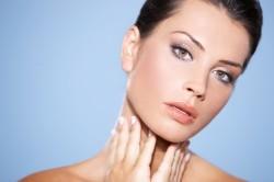 Уход за послеоперационным шрамом после удаления щитовидной железы