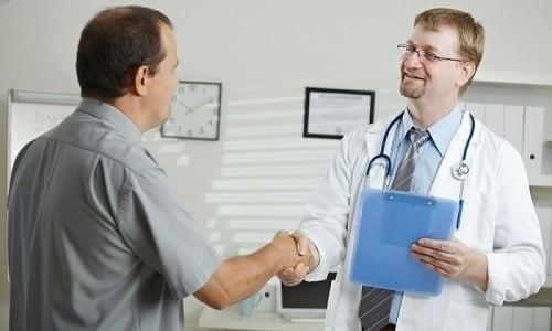 Длительное применение гомеопатических средств должно осуществляться под контролем врача