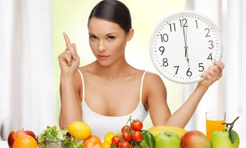 Производитель рекомендует принимать таблетки во время или после употребления пищи