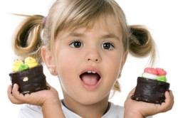 Чрезмерное употребление сладостей