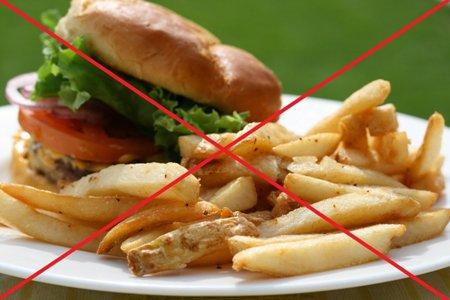 От подобной пищи лучше всего отказаться!