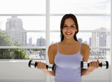 Спорт  отличный помощник при снижении веса!