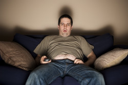 Сидячий образ жизни - причина запора