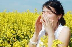 Симптомы аллергии, вызванные эозинофильной формой лейкоцитоза