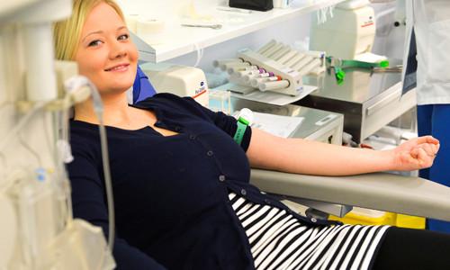 Добровольное донорство тромбоцитов
