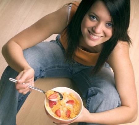 Правильное питание залог успеха!