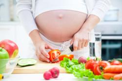 Роль питания при запорах у беременных женщин