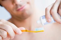 Гигиена полости рта для профилактики глоссита