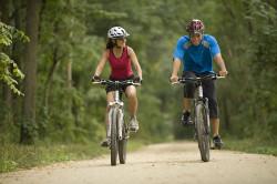 Катания на велосипеде при запорах