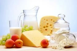 Молочные продукты для лечения заболевания