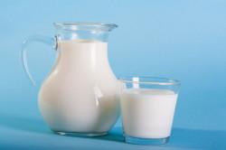 Отказ от молока после операции