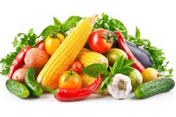 Насыщение рациона свежими овощами и фруктами для восстановления здоровья