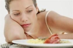 Потеря аппетита при ворсинчатой опухоли прямой кишки