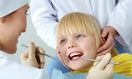 Проблема гингивита у детей