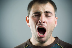 Проникновение инфекции через рот