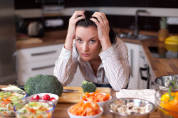 Ухудшение аппетита при стоматите