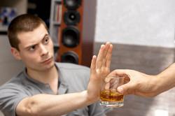 Запрет алкоголя при альвеолите