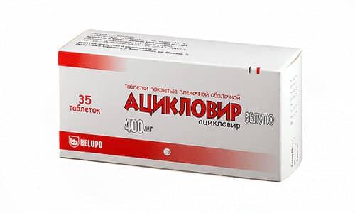 При регулярном применении Ацикловира наблюдается незначительное иммуностимулирующее действие