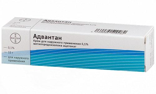 Адвантан отличается хорошей переносимостью, если соблюдены все рекомендации доктора