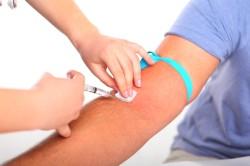 Забор анализа крови на гепатит С