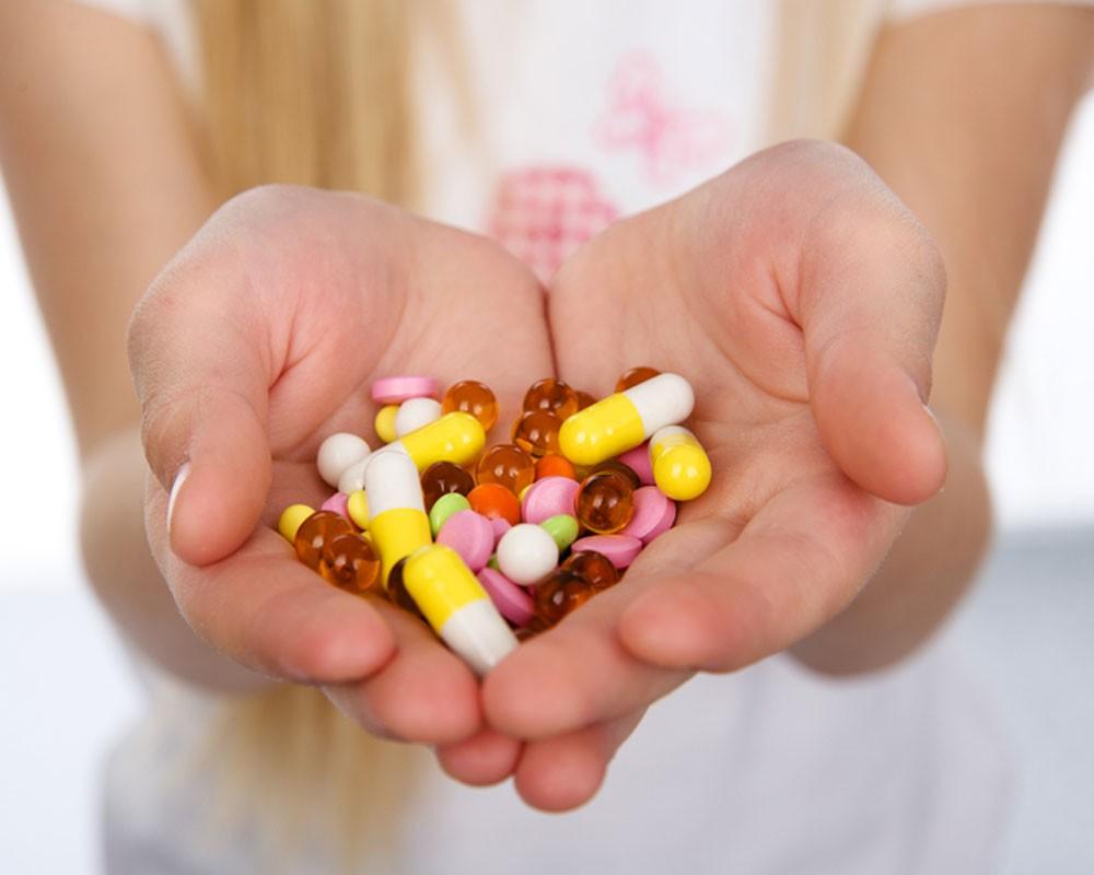 антибиотики понижают иммунитет
