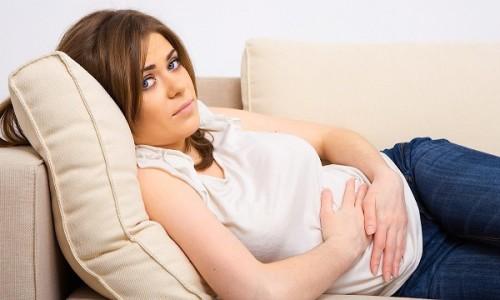 Диарея у беременной