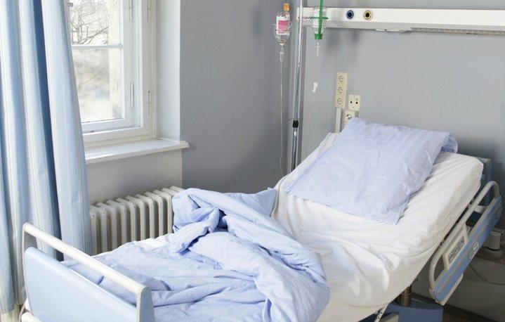 койка в больнице