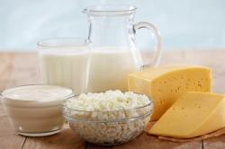 Запрет молочных продуктов при хроническом колите