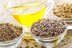 Польза льняного масла при запоре
