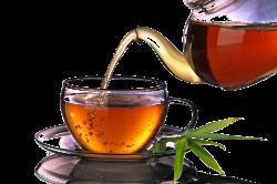 Черный чай для полоскания рта при гингивите