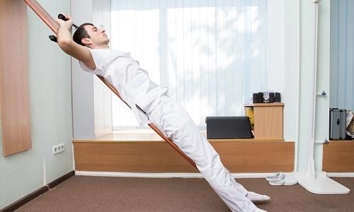 Упражнения на Доске Евминова при межпозвоночной грыже помогают избавить от заболевания