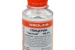 Глицерин при запорах