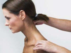 Расслабляющий массаж для шейного отдела
