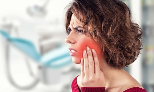 Проблема зубной боли