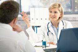 Консультация врача после отказа от курения