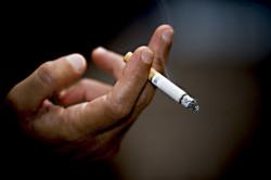 Курение - причина образованию тромбов